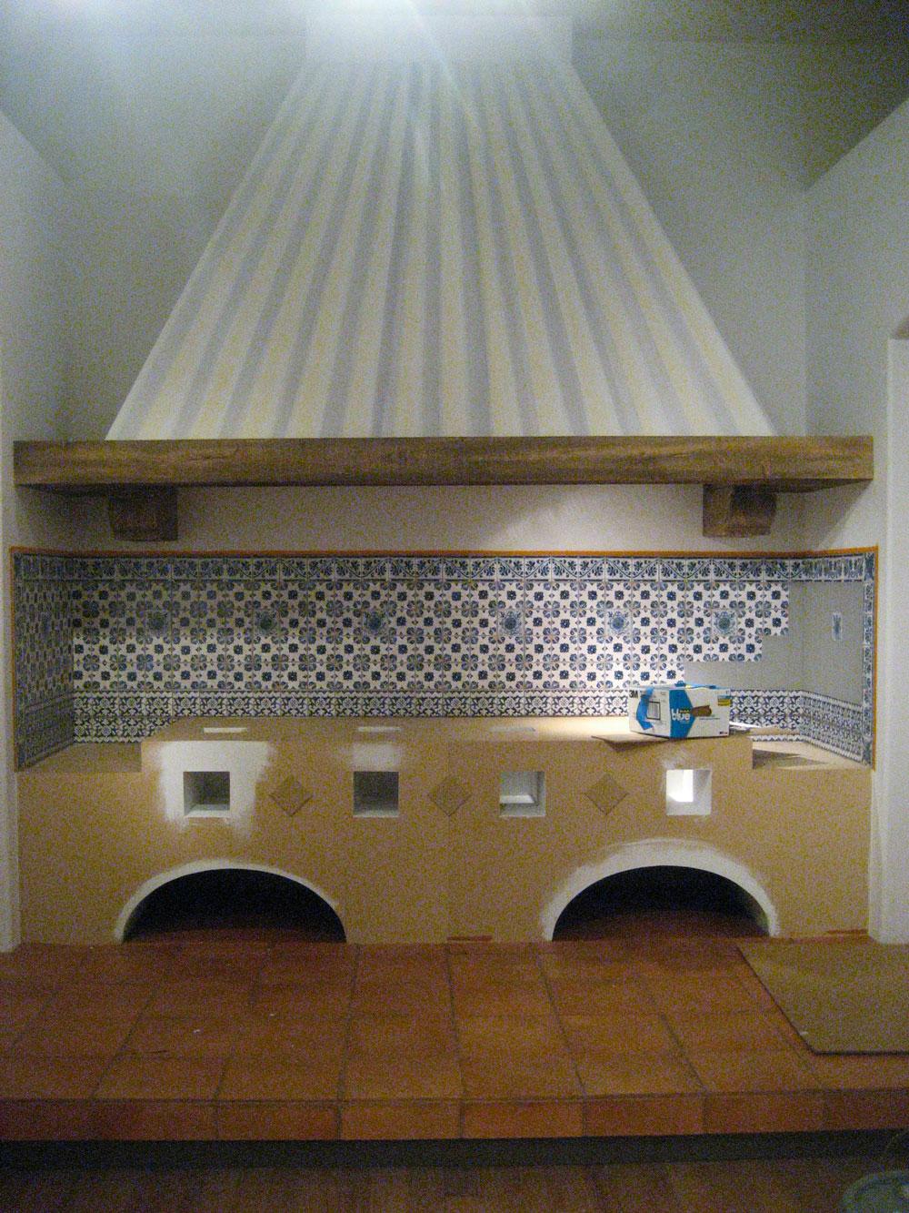 New world cuisine oven installation installation design for Cuisine installation